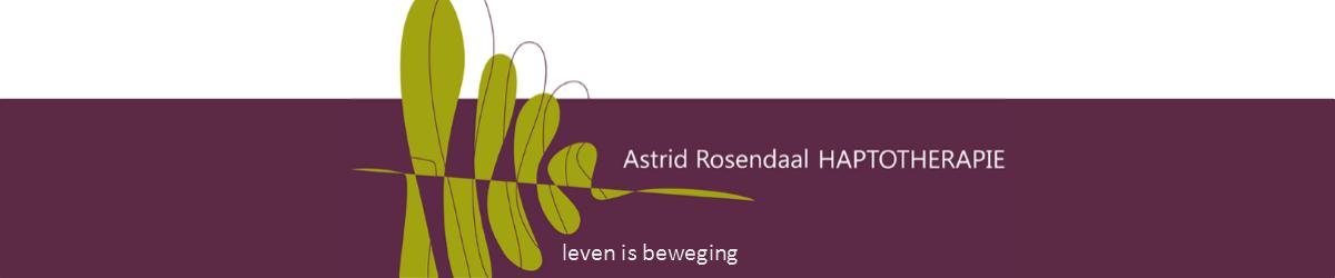 Praktijk Astrid Rosendaal Haptotherapie is gevestigd in Oud-Beijerland